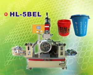 Big Bucket Heat-Transfer, Hot-Stamping Machine